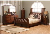 Beautiful Bedrooms / Bedroom Inspiration and Furniture Available Through Reliable Home Furniture!