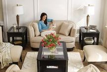Living Rooms / Lovely Living Rooms. Inspiration and Products Available Through Reliable Home Furniture Brockville!