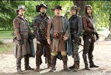 The Musketeers / THE MUSKETEERS, YEP I LOVE EM!!  The Musketeers is my favorite show!!
