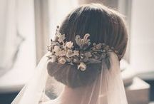 Wedding Hairstyles, Make up, Nails