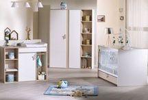 Chambre de bébé Norway /  Découvrez la collection de meubles Norway, pour une chambre de bébé aux couleurs scandinaves !