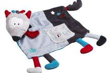 Textile et déco Mister Bouh /  Découvrez la collection textile et décoration pour la chambre de bébé, Mister Bouh !