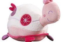 Textile et déco Tess /  Découvrez la collection textile et décoration pour la chambre de bébé, Tess !