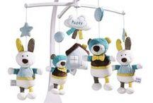 Textile et déco Paddy / Découvrez la collection textile et décoration pour la chambre de bébé, Paddy !