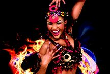 African Dance! / The world-renowned Cirque Mother Africa (created by professional acrobat Winston Ruddle) will dazzle and mesmerize audiences with wild African music, dance and performance in a two-hour showcase.