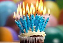 Γενέθλια-Birthday / Ευχές, φωτογραφίες, κάρτες για γενέθλια.