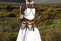 African Wedding Inspiration.