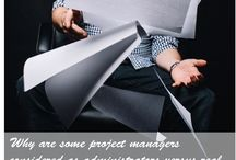 Project Management (English) / Articles, videos, images on Project management.