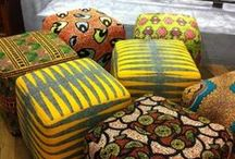 Sewing Tips / We have great fabrics for your wedding, party or next cultural event. We hope these tips will help you create the design that you are looking for. Repair that old chair add a touch of Africa to your home.