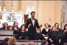 2015 Catholic Charities Christmas Festival / An evening of beautiful music in the Basilica of the National Shrine of the Assumption of the Blessed Virgin Mary, featuring the Concert Artists of Baltimore, soprano Lara Bruckmann and a special appearance by Baltimore Raves placekicker Justin Tucker!