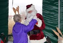 Christmas 2015 at Catholic Charities / Christmas is celebrated in very special ways throughout the more than 80 programs of Catholic Charities, thanks to the dedication of our staff, volunteers and donors. We are so grateful!