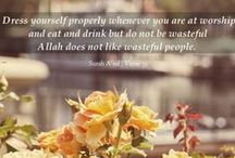 ♥ islam ♥ / kata-kata