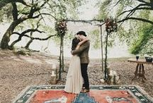 magic carpets / at Queen City Vignette we are WILD about incorporating beautiful rugs in unexpected settings.  A rug can anchor a ceremony space, provide color and texture to your photos, and wow your guests.  Contact us today to see how we can incorporate some beautiful textiles in your ceremony.