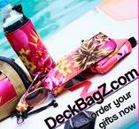 Gifts / DeckBagZ products make great gifts, for any holiday or occasion, all year long. Birthday presents, Christmas gifts, stocking stuffers, Valentine's Day gifts, graduations, Mother's & Father's Days, bridesmaids & groomsmen gifts...even SUP deck bags for the Bride & Groom! https://DeckBagZ.com