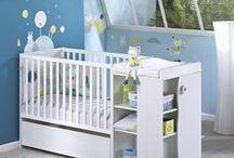 Collection Nino by Sauthon Easy / Un souffle printanier dans la chambre de bébé, c'est tout l'esprit de notre collection Nino By Sauthon ! www.sauthon.com