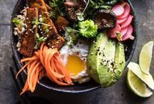 OVERT // On The Table / Eating in. Eating out. And yes, we love a grain bowl as much as the next City Girl.