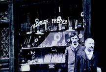 Opticien Maurice Frères depuis 1880 / Une histoire riche en enseignements qui permet aujourd'hui à nos équipes de vous offrir le meilleur de l'optique-lunetterie dans nos 21 magasins.