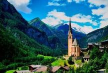Austria, Switzerland