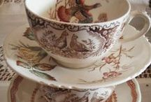 inspiración en porcelana / by marta faur