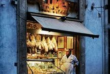 Little Shops & Markets around the world / by Marie Nicoloso