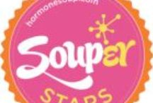 Souper Stars  / Women who are advocating for themselves (and others) and are making a difference in their Hormonal Helath.