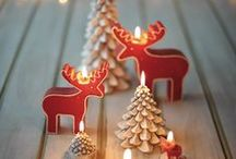 Dreamy Christmas Decor / by Marie Nicoloso