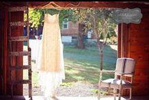 Farm #weddingphotography by Rebekah Ferguson / #Farmwedding - #barnwedding photography from our farm shot by Rebekah Ferguson.