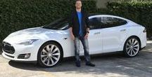 Tesla Motors / Tesla has the best electric vehicles and Car Shipping Carriers loves them.