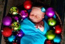 Holiday Babies / Cute and adorable babies celebrating the holidays!