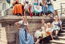 bachelorette party / When you see the abbreviation 'JGA' in Germany you're about to enter the world of Junggeselinnenabschiede, meaning: bachelorette party! Since this is a once in a lifetime experience you better enjoy this day with your best friends!