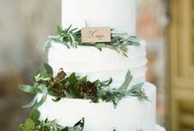 wedding cakes / Lovely wedding cake ideas to get inspiration for flavors, colours, designs, decorating tips and more for all kind of weddings