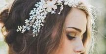 wedding hairstyles / Great hairstyles for your wedding day