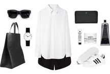 Fashion - minimal chic outfits