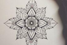 Mandala • geometric • Tattoo
