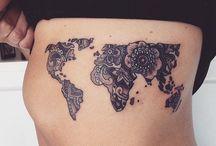 Travel • tattoo
