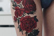 Flower • Tattoo