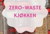 Zero-waste kjøkken