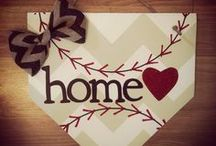 Crafty / Non-sewing craft projects. Decor tutorials. DIY.