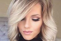 Hair & Beauty / Hair tutorials, haircuts, makeup tutorials, beauty products, DIY beauty.