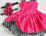 DIY for Baby Girl / DIY for baby girl. Mostly sewing oriented. Baby clothes tutorials, sewing tutorials, DIY baby shoes, burp rags, blankets, DIY nursery decor.