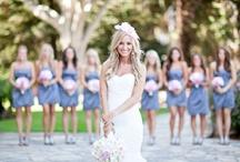 Navy Beach Weddings / Navy beach wedding inspiration / by Princess Wedding Co