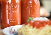 Food: Sauces & Ingredients / How to make the stuff to make other stuff! / by Maggie Rogers