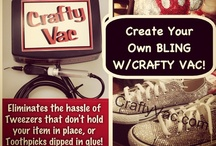 Crafts & Creative Peeps! / by Blinged Out Things