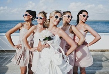 Bridesmaid Dresses and Ideas / Bridesmaid dresses, fashion, bridesmaid gifts ideas and inspirations