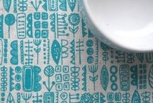 Pretty Prints, Patterns, and Colors / by Abbi Faflick