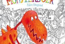 Kinderboeken op Mevrouw Kinderboek
