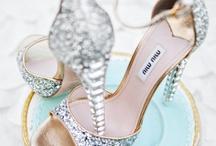 Beach Wedding Shoes / by Princess Wedding Co