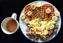 Breakfasts / by Jenn Kingston