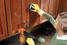Cleaning & Organization / by Henley Amanda DeWitt
