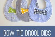 DIY for Baby: Boy or Gender Neutral / DIY for baby boy. Baby clothing tutorial, sewing tutorials, nursery decor tutorials.